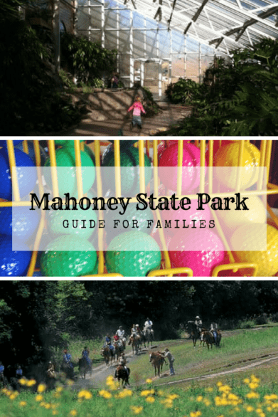 All the family-friendly activities and things to see at Mahoney State Park in eastern Nebraska