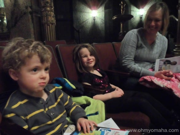 Taking your child to see live theater can be a lot of fun - pick a show everyone will enjoy.