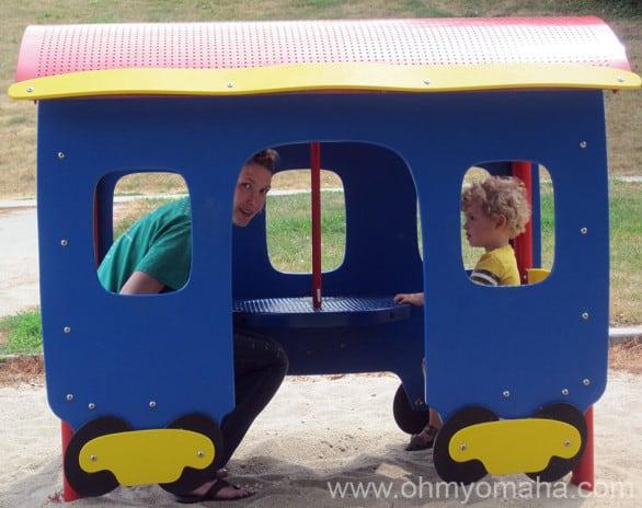Train park WM