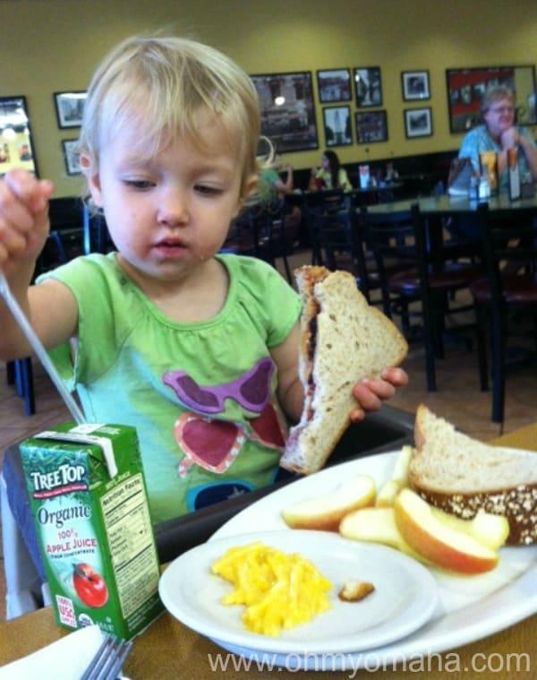 Kid Friend Restaurants