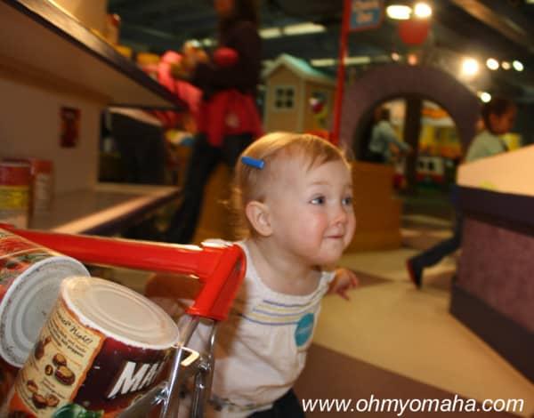 Omaha Children's Museum Family Membership Perks