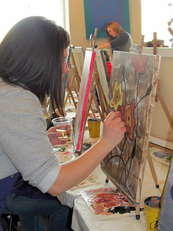 Art Classes For Adults - Oh My! Omaha