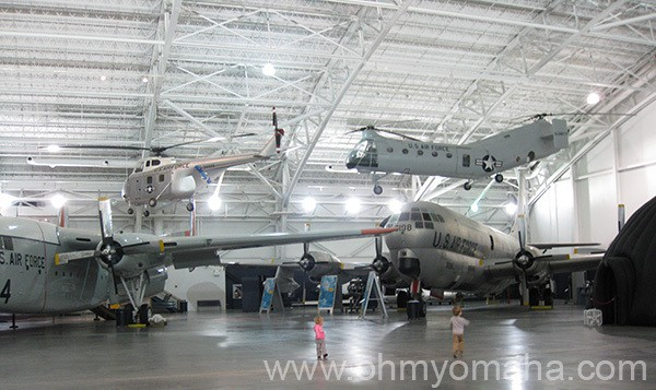 Strategic Air & Space Museum With Children