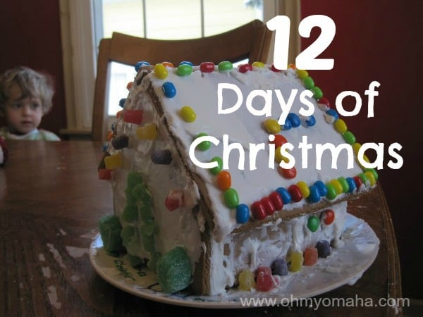 Start A Tradition: 12 Days Of Christmas