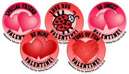 Safety Tattoos Valentines Day