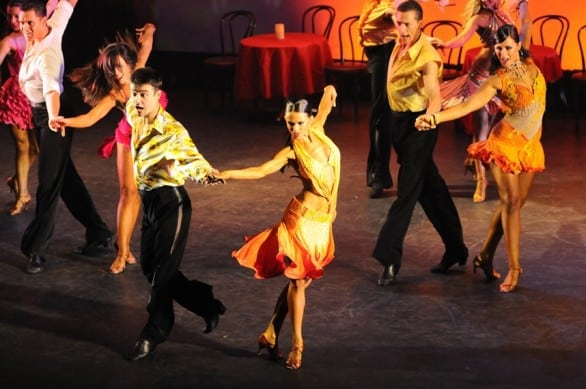 Ballroom with a Twist is Wednesday, Jan. 21, 2015 at 7:30 p.m. at the Orpheum.
