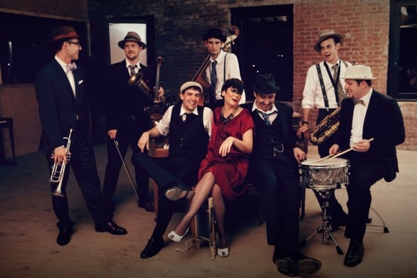Hot Sardines will play at the 1200 CLUB inside the Holland Center on Tuesday, Feb. 17, 2015 at 7 p.m. Photo by Harry Fellows