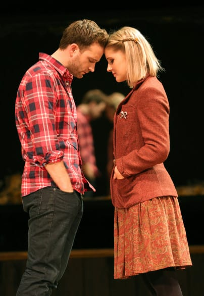 """""""Once"""" runs May 12-17, 2015 at Omaha's Orpheum Theater. Photo by Joan Marcus"""