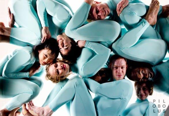 Pilobolus Dance Theatre performs Thursday, April 23, 2015 at 7:30 p.m. at the Orpheum Theater.