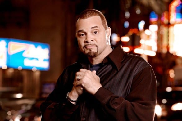 Catch Sinbad at the Holland Center on Friday, Feb. 6, 2015 at 8 p.m.