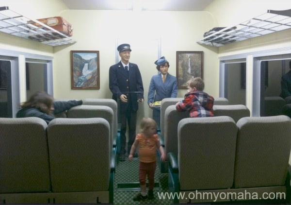 Union Pacific Railroad Museum + Nearby Fun in Council Bluffs