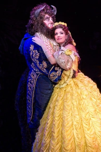 """""""Disney's Beauty and the Beast"""" is Dec. 19-21 at the Orpheum Theater. Poto by Amy Boyle"""