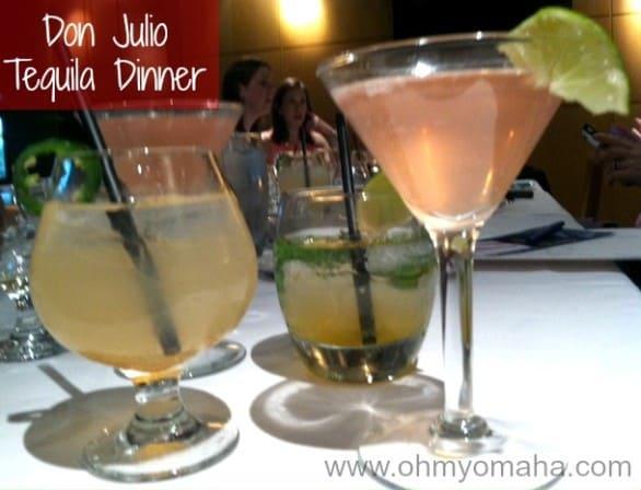 Don Julio Tequila Dinner