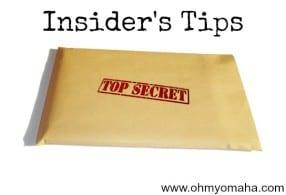 Insider tips WM