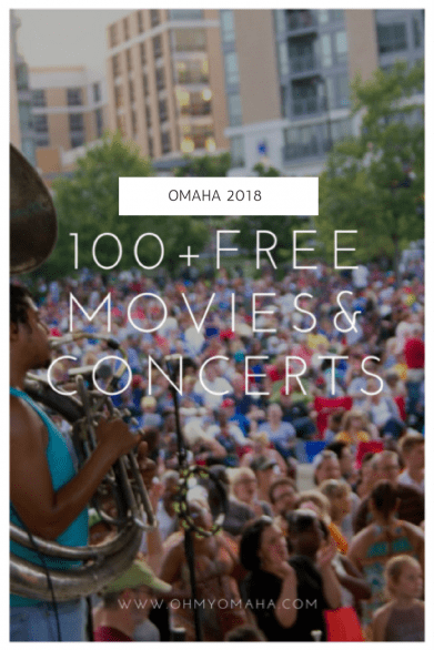 free movies in Omaha