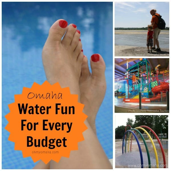 Water Fun In Omaha For Every Budget + Summer Blog Hop