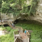 Exploring Indian Cave State Park With Kids