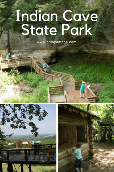 Looking for things to do at the Nebraska state park, Indian Cave State Park? Here are the great things to do there, especially with kids. #guide #Nebraska #statepark #familytravel