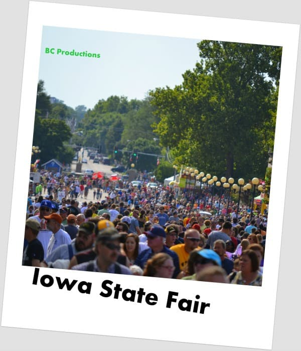 Insider's Guide To The Iowa State Fair