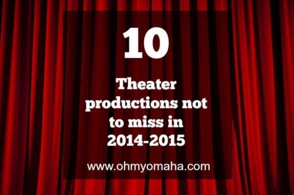 10 theater productions