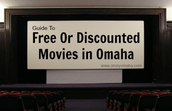movie discounts in Omaha