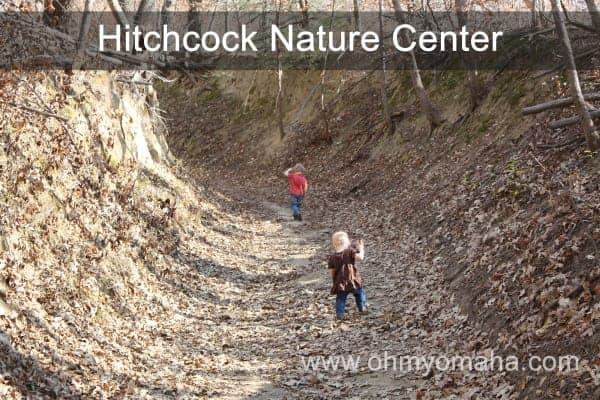 Fall At Hitchcock Nature Center