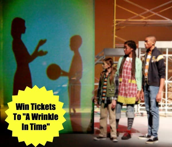 'A Wrinkle In Time' Comes To The Rose