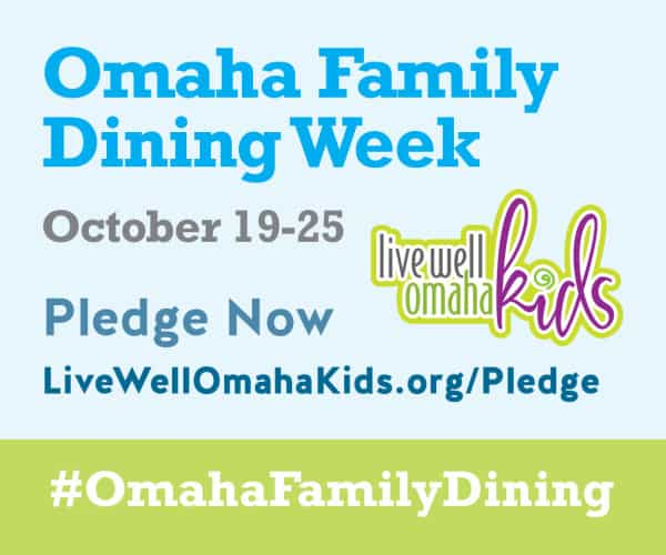 Omaha Family Dining Week + Giveaway