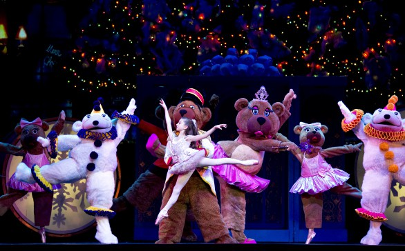 "There's a playful look at ""The Nutcracker"" in the ""Radio City Christmas Spectacular"