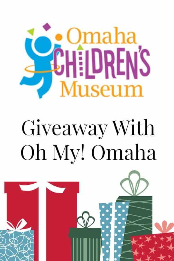 Omaha Children's Museum Santa's Magic Giveaway