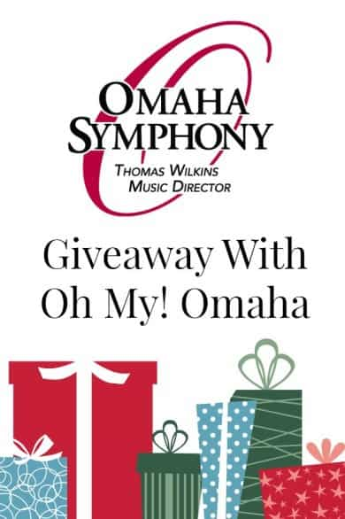 Symphony giveaway