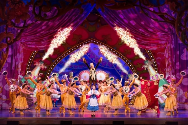 Disney's Beauty And The Beast In Omaha