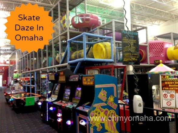 Skate Daze title