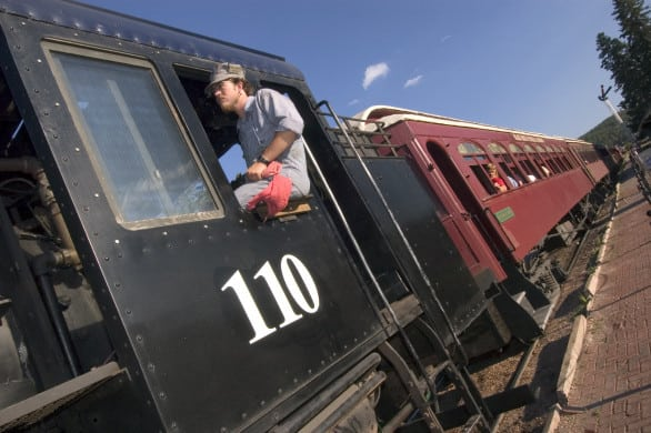 South Dakota Bucket List - Ride the 1880 Train
