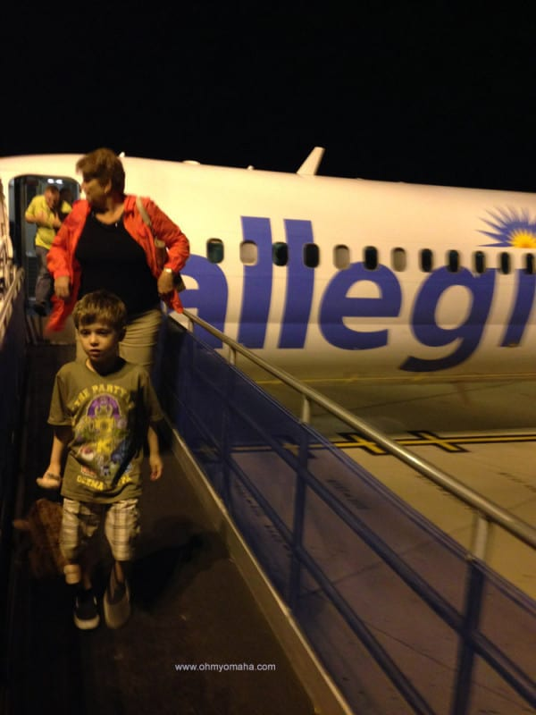 Jet Off To Orlando With Allegiant