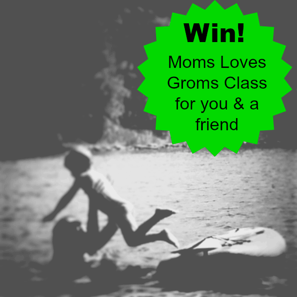 Moms Love Groms giveaway