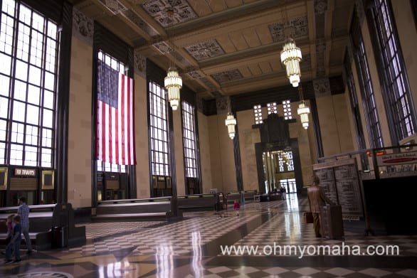 Things to know about visiting The Durham Museum in the summer - The museum is housed in Omaha's former Union Station, so it's spacious. Summer crowds aren't usually noticed due to its size.