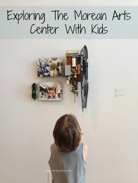 Exploring The Morean Arts Center With Kids