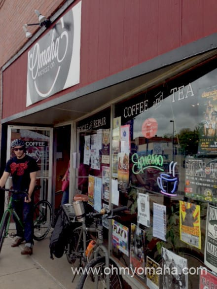 9 places to get coffee in Omaha - Omaha Bicycle Co.