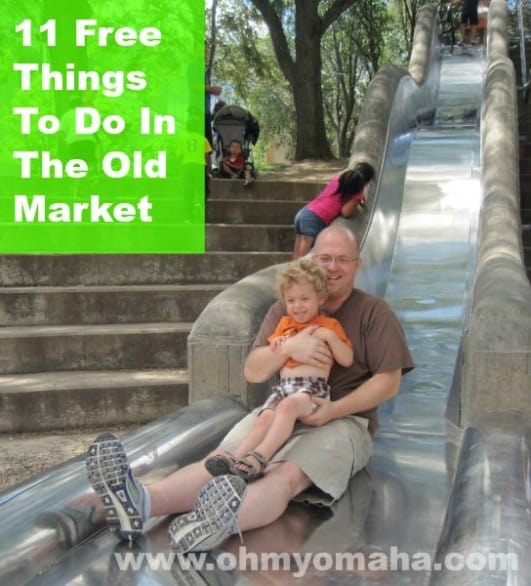 Free things to do in Old Market