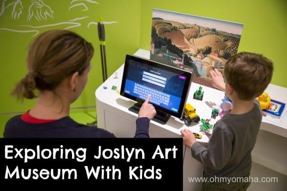 Joslyn Art title