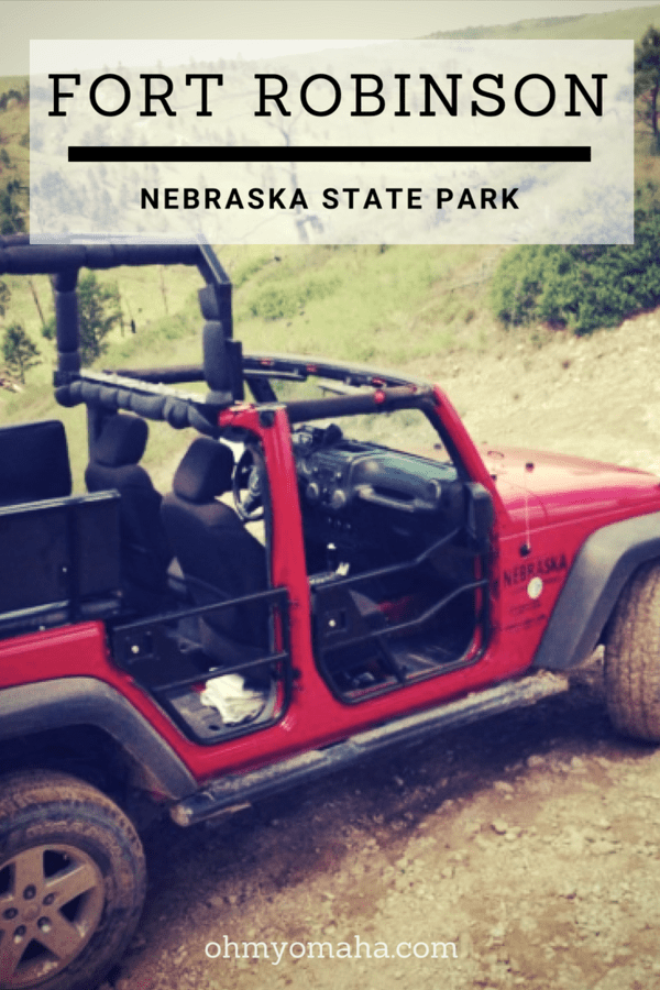 Guide to Fort Robinson - One of Nebraska's most popular state park offers trail rides, chuck wagon dinners and more for families #Nebraska #outdoors #familytravel