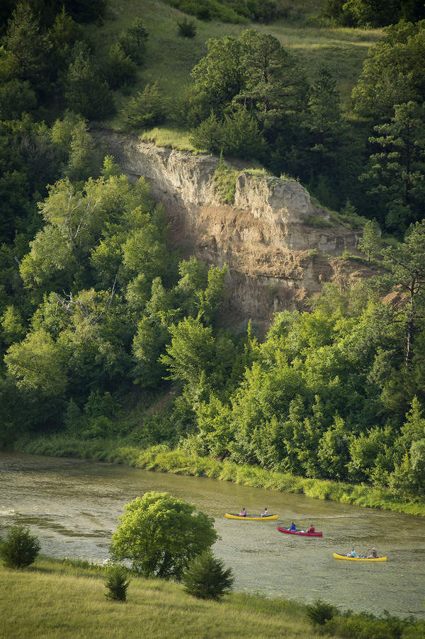 10 unforgettable Nebraska experiences - Canoeing the Niobrara River