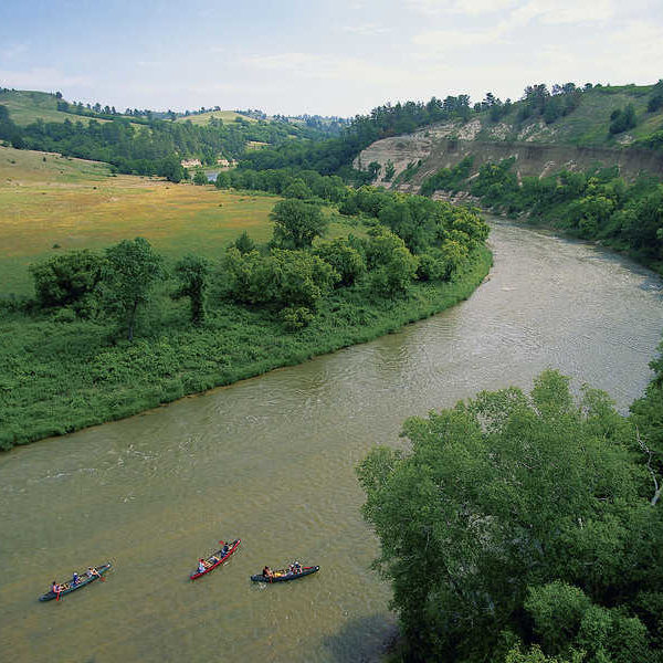 Niobrara River, Neb.