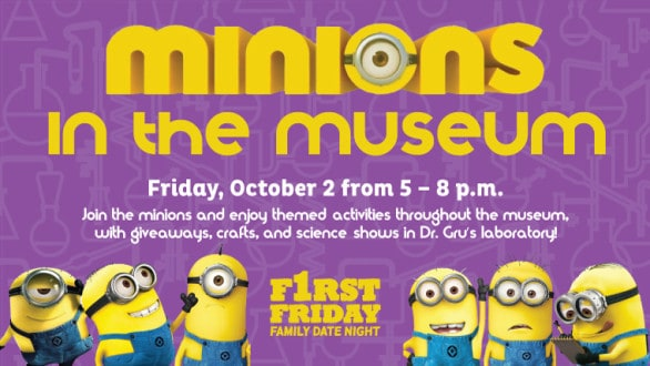 Minions-in-the-Museum