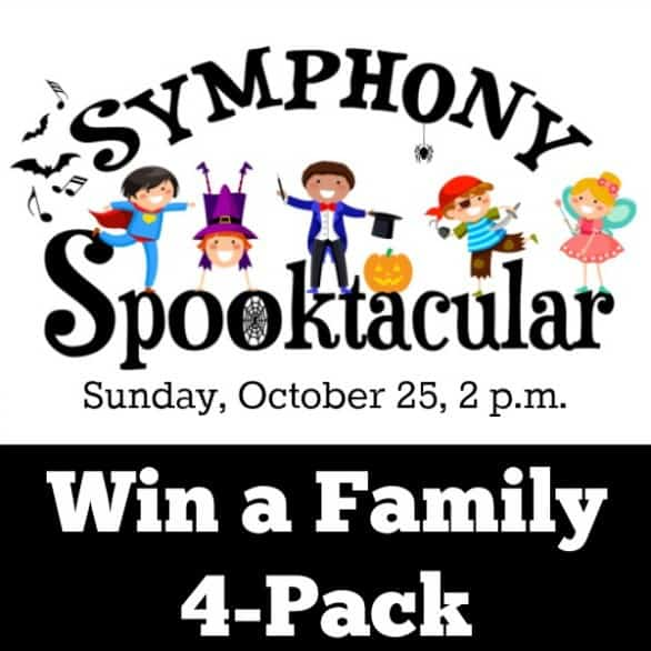 Symphony Spook giveaway