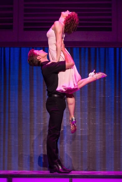 """Dirty Dancing"" is at Omaha's Orpheum Theater Nov. 17-22, 2015."