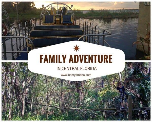 Adventure In Central Florida