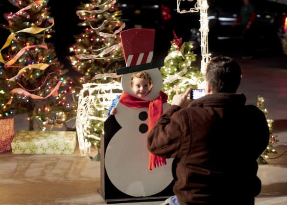 Lincoln Children's Museum Holiday Spectacular is Dec. 4. Photo courtesy Lincoln Children's Museum