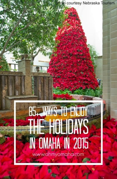 Christmas in Omaha - Holiday fun